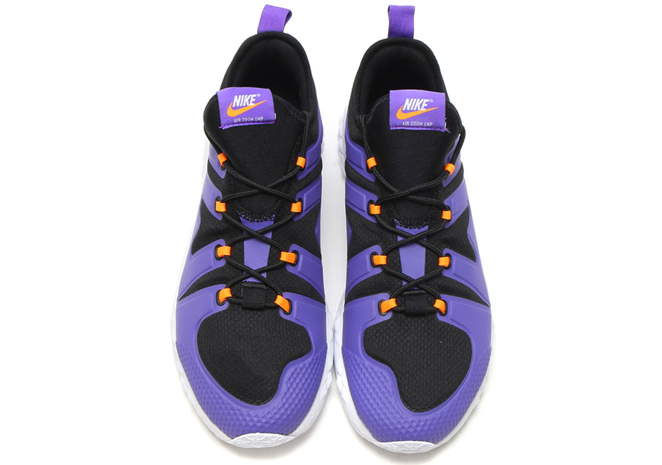 1bd6f6a1f68f2 Nike Air Zoom LWP  16. Color  DEEP VIOLET CITRUS-WHITE-BLACK