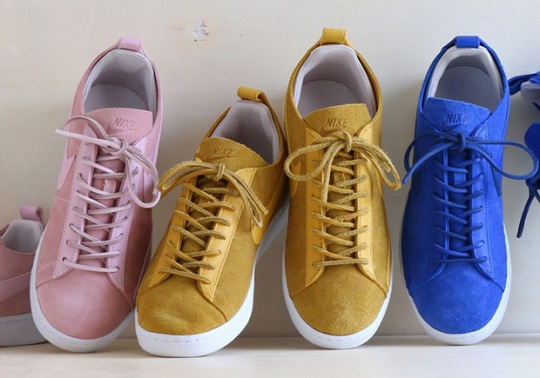Nike Gives The Blazer Low The Tech Craft Reconstruction