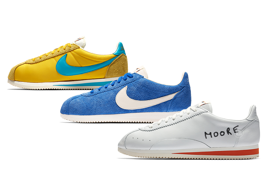 promo code 442ed fa8c8 Nike Cortez Kenny Moore Collection | SneakerNews.com