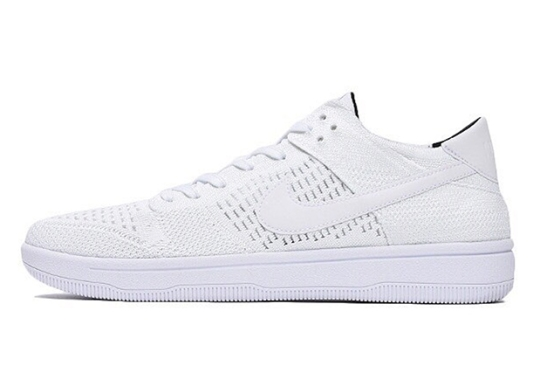 """Nike Dunk Low Flyknit Releasing In """"Triple White"""" And """"Multi-color"""""""