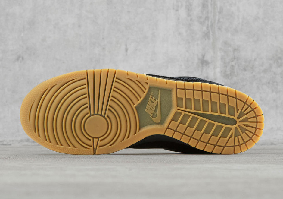 Nike Dunk Sb Negozio In Bianco E Nero D3fc641T1