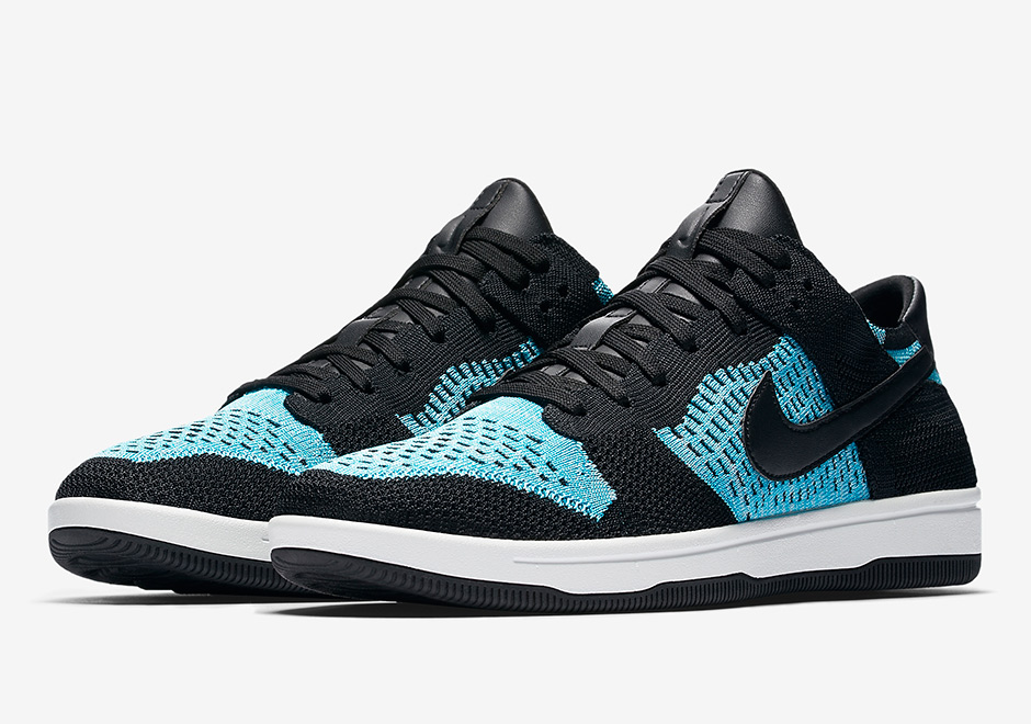 nike dunk low flyknit 917746 001 917746 100 917746 400 917746 600. Black Bedroom Furniture Sets. Home Design Ideas