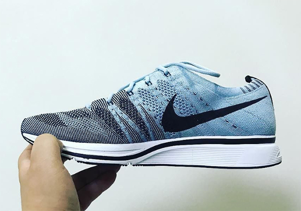 """631ad0c7a145 ... Nike Flyknit Trainer """"Cirrus Blue"""" Release Date September 21st"""