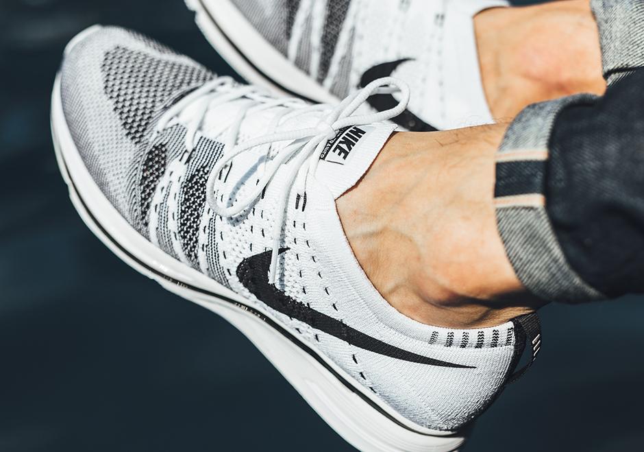 Nike Flyknit Trener Hvit Restock Gebyr nCip3kN5