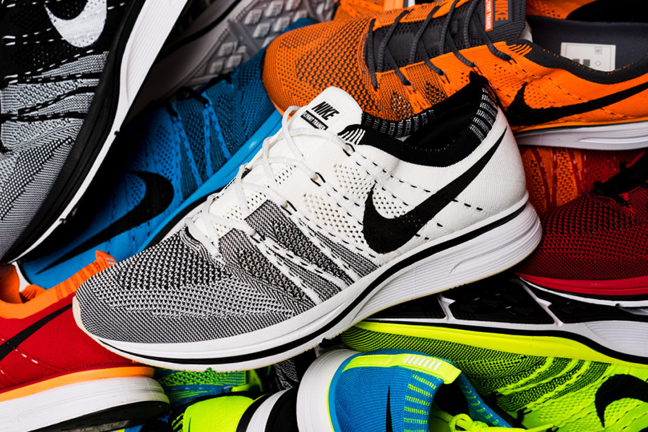 online store 3e33f 6849d Nike Flyknit Trainer - Original Colorways from 2012   SneakerNews.com