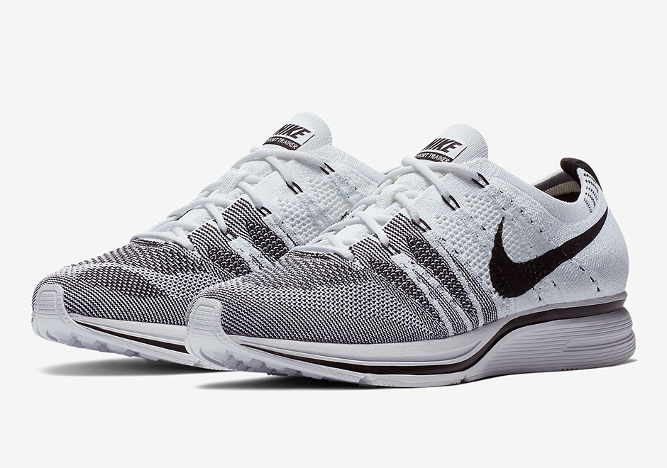 Update: The Flyknit Trainer in the original white/black will release this  Thursday, July 27th on Nike+ SNKRS, NikeLab.com, and select retailers in  Europe.