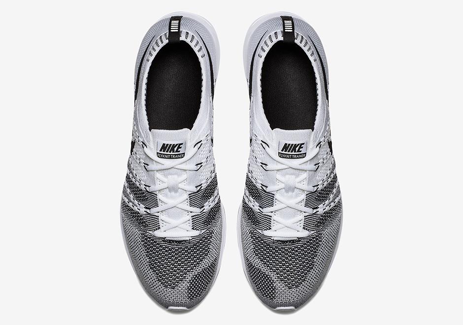 Nike Flyknit Racer Gommosa Bianco 8icwu6jT