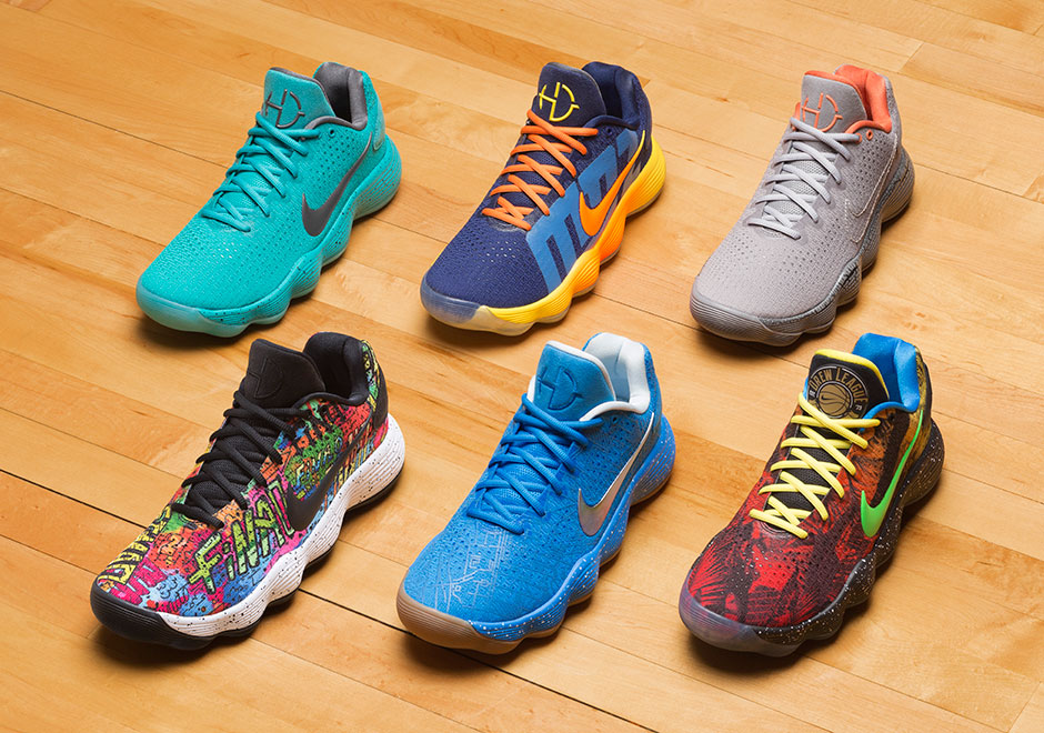 """22faa48c478 Updated on August 9th, 2017 The Nike Hyperdunk Low 2017 """"NYC"""" releases on  ..."""