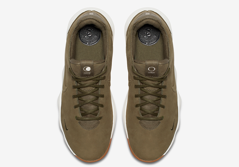 9e3eb3154dc2 Nike Hyperdunk 2017 Low Premium Release Date  Summer 2017. Color  Olive  White-Gum Light Brown Style Code  897636-902. Advertisement