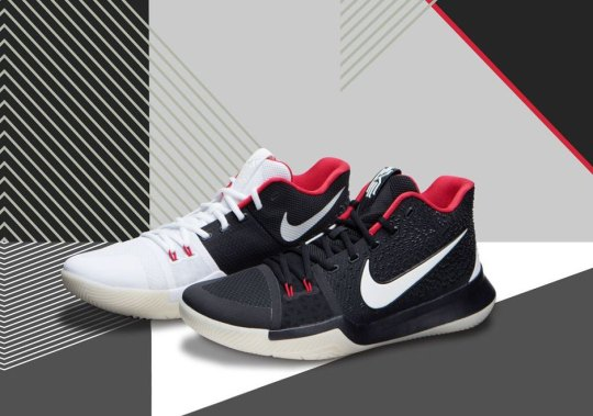 Kyrie Irving's Asia Tour Kyrie 3s Are Available