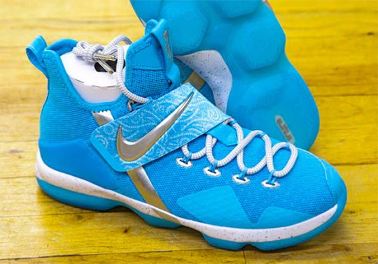 Nike To Release WWE-Inspired LeBron 14 Set For Kids