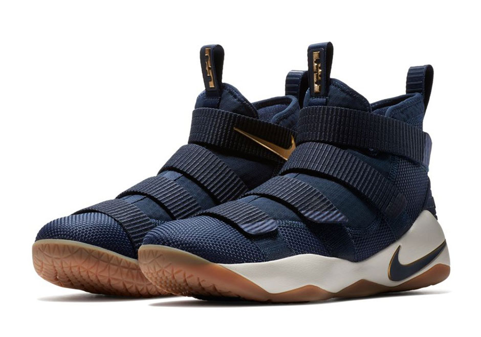 295f9d7d4de17 Nike LeBron Soldier 11 Cavs Alternate 897644-402