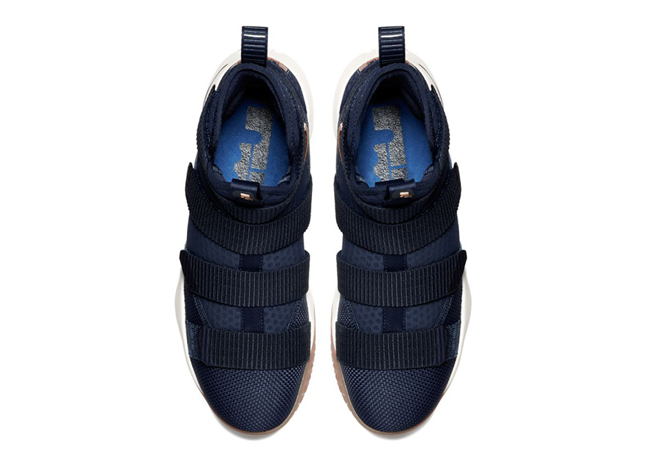 f00b1b42a07 Color  Midnight Navy Metallic Gold-White Style Code  897644-402.  Advertisement