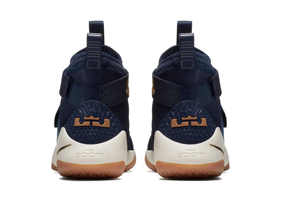 Nike LeBron Soldier 11 Cavs Alternate 897644-402  eeff2b5f57b8