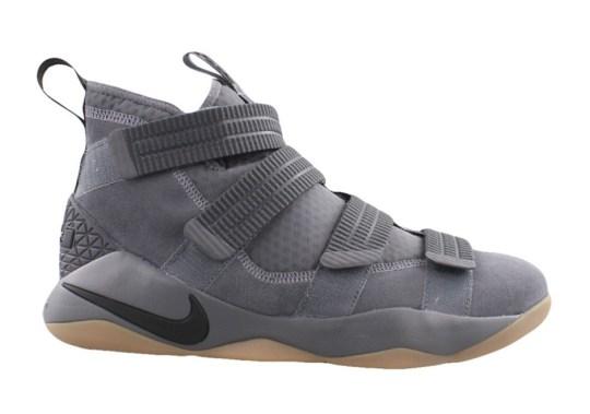 "Nike LeBron Soldier 11 ""Dark Grey"""
