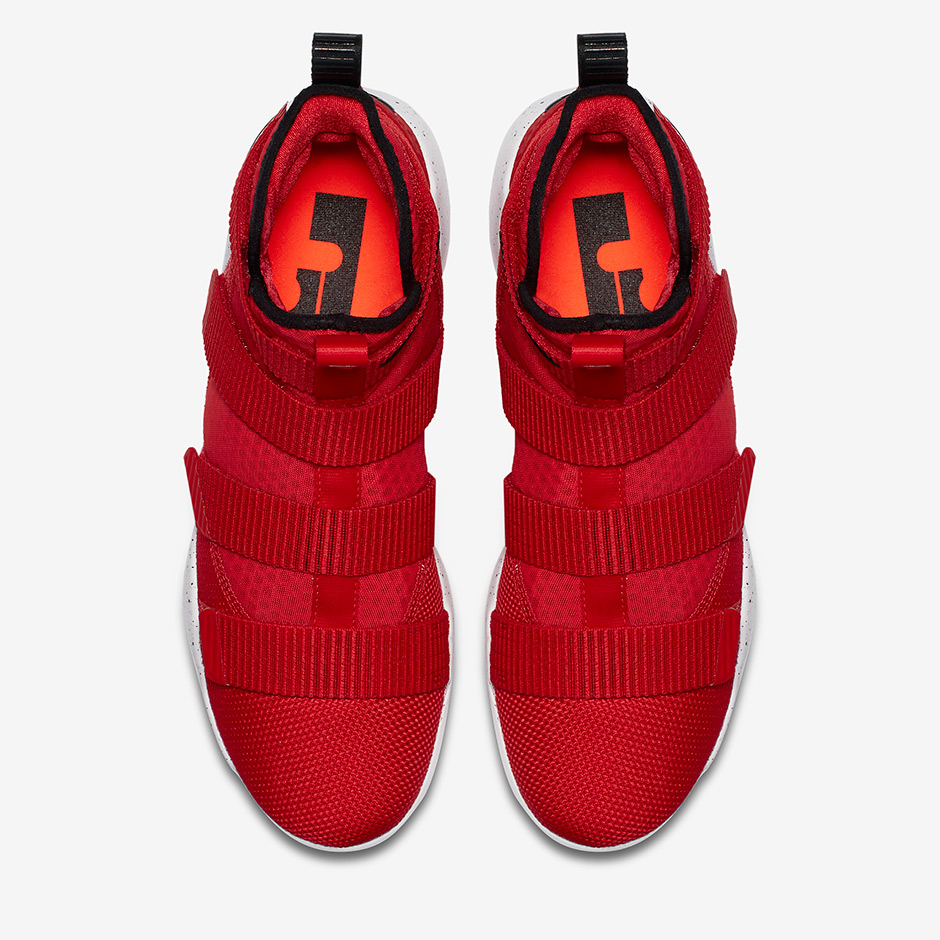 sale retailer 1f92b fc18c ... germany nike lebron soldier 11 university red available at nike 130.  university red black white