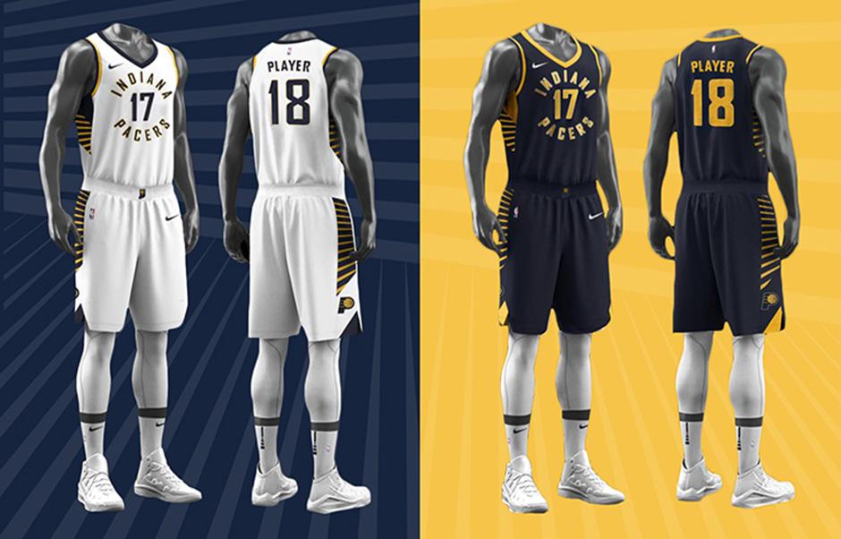 hot sale online f9e36 5cf39 Nike NBA Uniforms 2017-2018 Season | SneakerNews.com