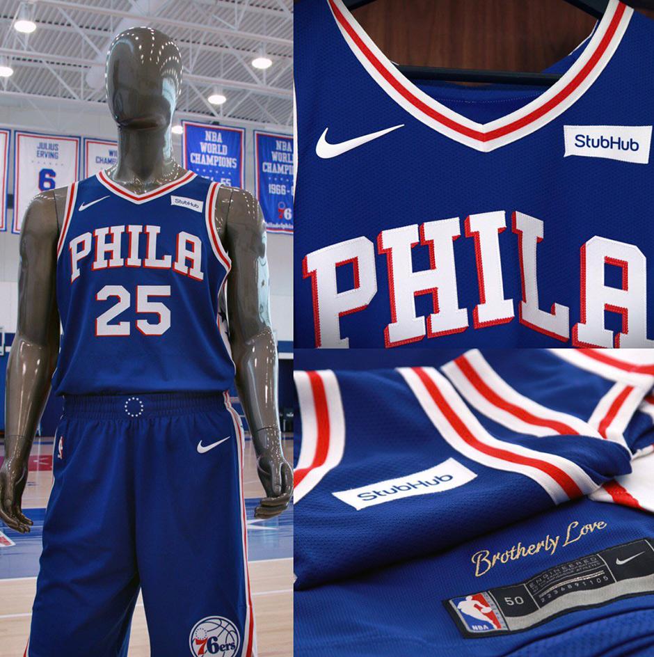 hot sale online 4ca2e 948cb Nike NBA Uniforms 2017-2018 Season | SneakerNews.com