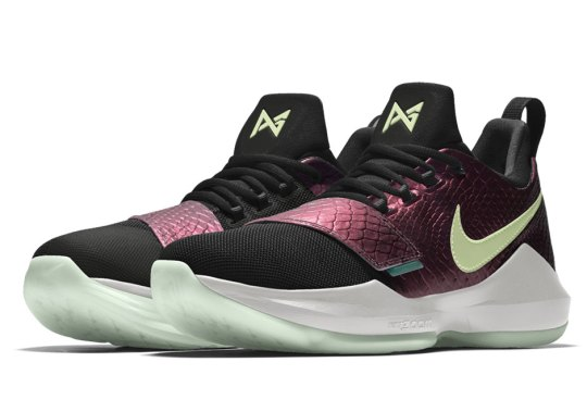 The Nike PG1 Is Now Available On NIKEiD