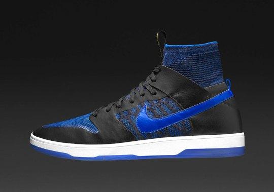 "Nike Unveils The SB Dunk High Elite In ""Royal"" Air Jordan 1 Colorway"