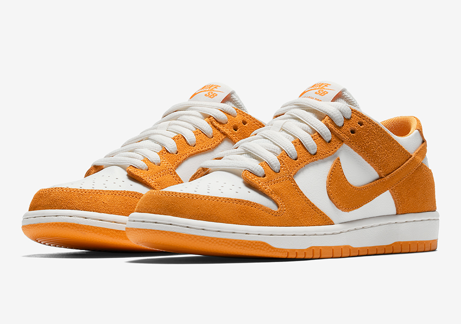 52ca5e6eb44c The Nike SB Dunk Low arrives in a new colorway this summer that should look  familiar to anybody aware of the original  Be True To Your School  line ...