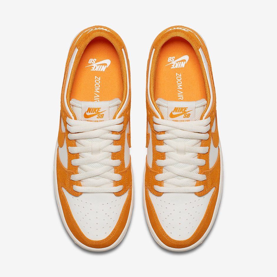 check out fd139 2f45c Nike SB Dunk Low Pro  90. Color  Circuit Orange White Style Code  854866-881