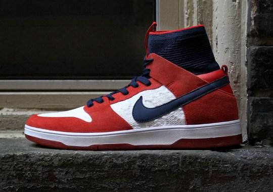 The Nike SB Zoom Dunk High Elite Channels Another Air Jordan 1 Spirit
