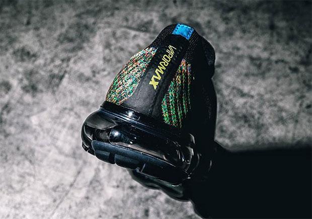 Nike Vapormax Strap Multi Color Sneakernews Com