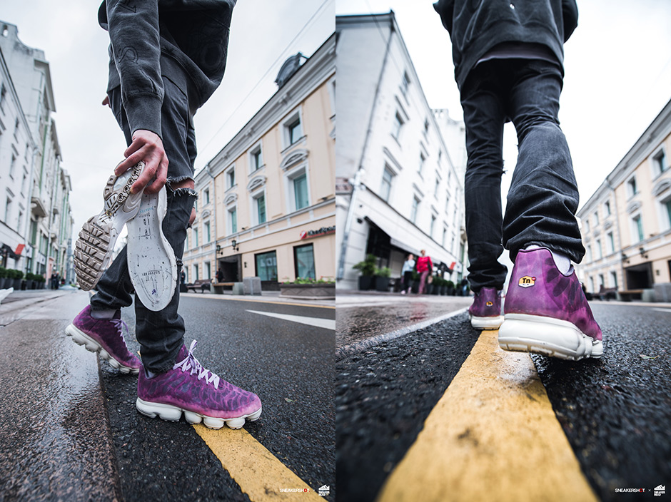 7a39044161 Nike Vapormax TN Custom | SneakerNews.com