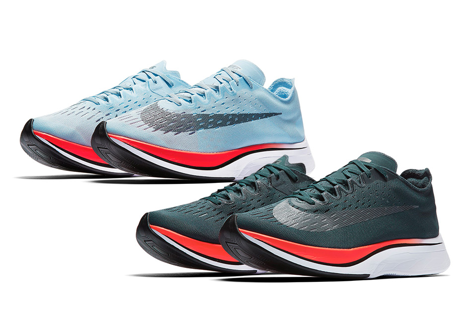 7d338bdaeaec6 Nike ZoomX VaporFly 4% Release Date 880847-401 880847-400 ...