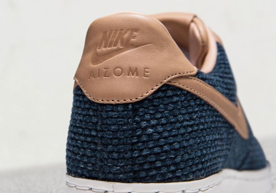 """NIKEiD To Release Japan-Exclusive """"Aizome"""" Design Option This Weekend"""