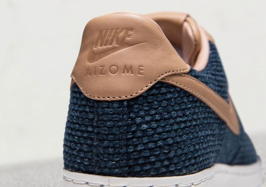"NIKEiD To Release Japan-Exclusive ""Aizome"" Design Option This Weekend"