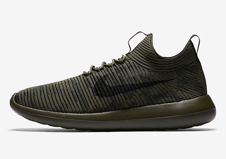 ade73593d34d NikeLab Roshe Two Flyknit Release Date  July 13th