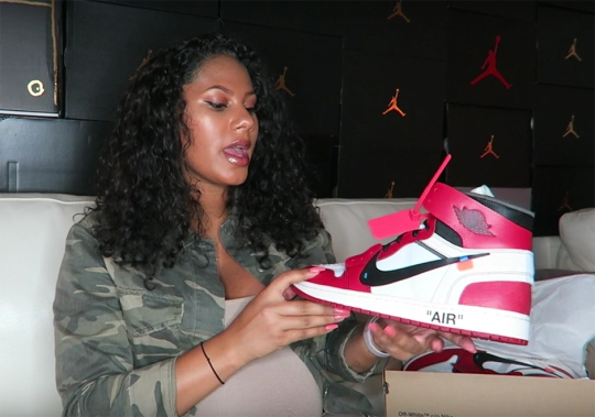 Watch The Unboxing Of The OFF WHITE x Air Jordan 1