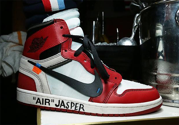 nike off white air jordan 1