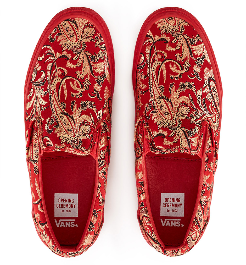 4a6a00052e0cf4 Opening ceremony vans slip on qi pao silk collection jpg 940x1012 Qi pao  shoes