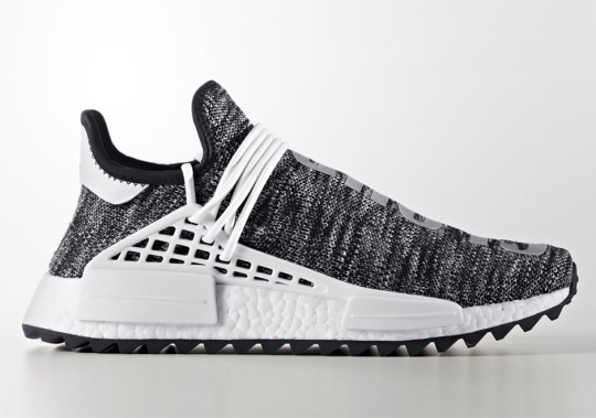 Pharrell And adidas To Release NMD Hu Trail In November