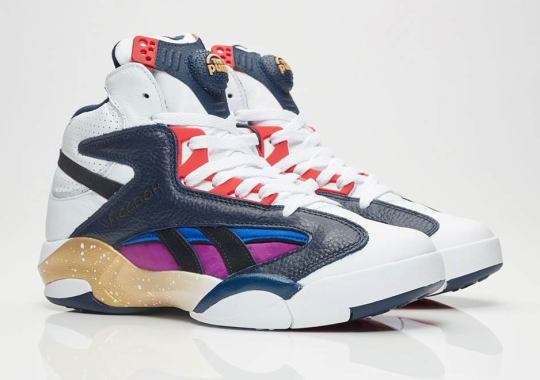 "Reebok Shaq Attaq ""Dream Team Snub"" Is Available Now"