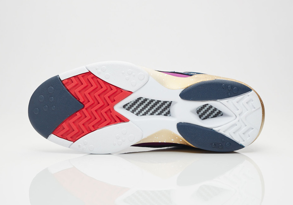 """hot sale online a604d 30f7d The Shaq Attaq """"Dream Team Snub"""" is available now at select Reebok Classic  retailers like Sneakersnstuff. Advertisement"""