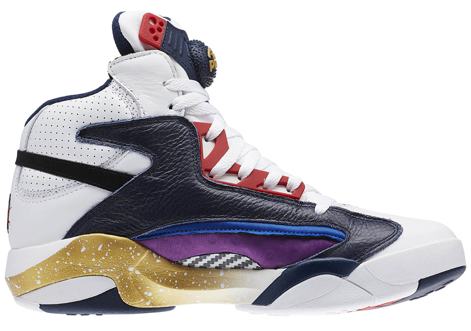 Stay tuned to Sneaker News for more details and release info for this  upcoming Shaq Attaq. 2088c06ef