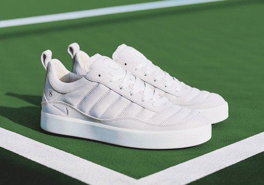 Nike Celebrates Roger Federer's 8th Wimbledon Victory With Limited Edition Shoes