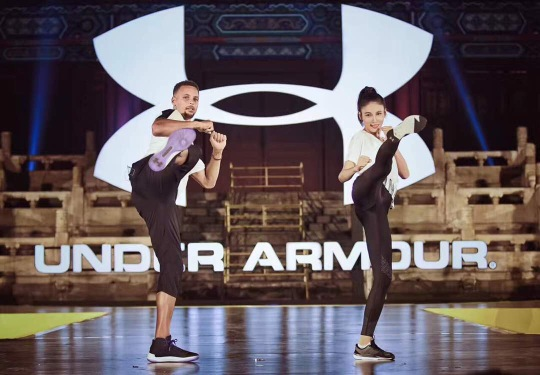Steph Curry's Embarks On Third Annual Under Armour Asia Summer Tour