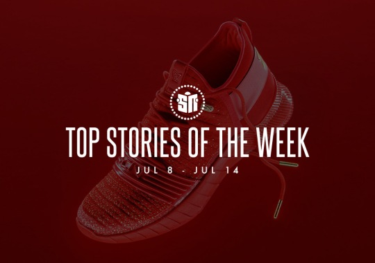 Top Stories Of The Week: July 8th – 14th