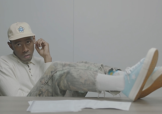 Tyler, The Creator's Converse Collaboration Drops This Thursday