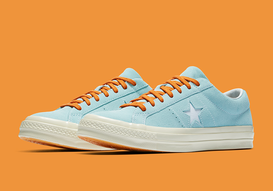 3b9782d92d0ee2 GOLF WANG Tyler The Creator Converse One Star Release Date .
