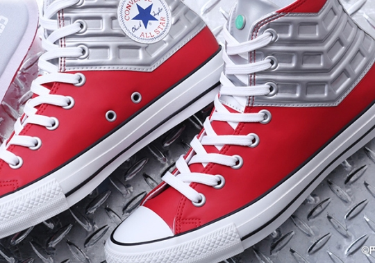 Japan Comic Hero Ultraseven And Converse To Release Special Chuck Taylor All-Star
