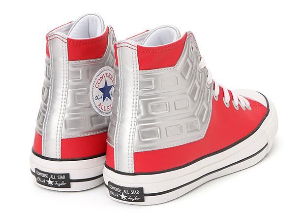 Ultraseven Converse Chuck Taylor All Star Sneakernews Com