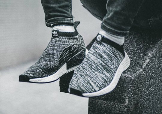 United Arrows & Sons Designs An adidas NMD CS2 Colorway