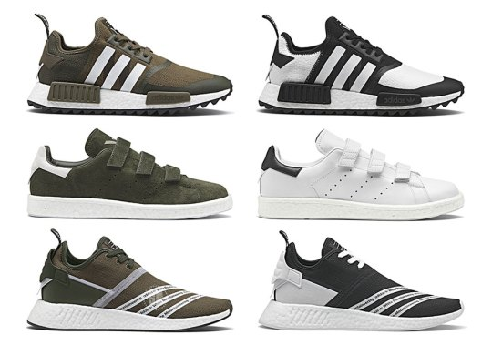 White Mountaineering And adidas Originals Have Seven Sneaker Releases This Saturday