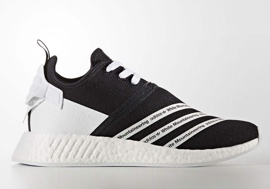 668ef8eb2 White Mountaineering x adidas NMD R2 Release Date July 15th